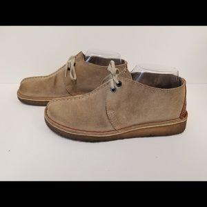 Clarks Originals Desert Trek Shoes Ankle Boots Men